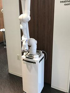札幌 谷口歯科診療所 口腔外バキューム(空気清浄機付き)