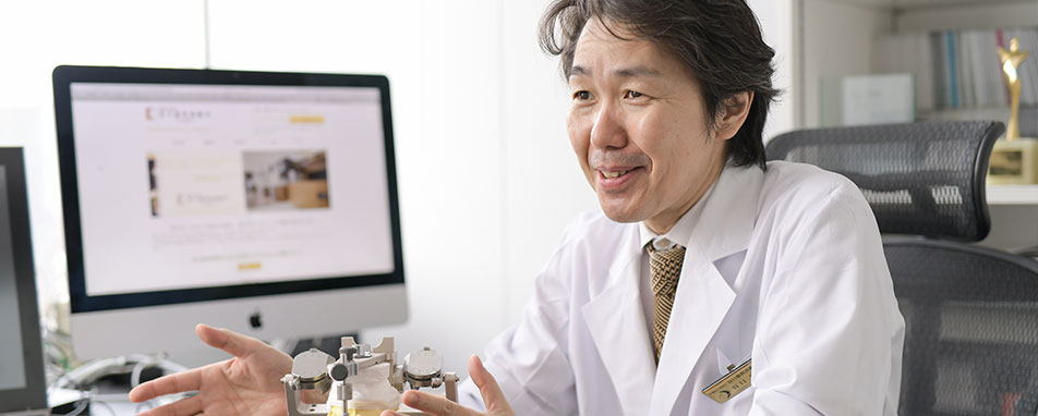 札幌市 中央区 谷口歯科診療所 インプラント手術までの十分な準備期間